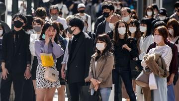 Problemy Japonii przed igrzyskami. Czwarta fala i słabe tempo szczepień