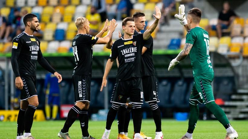 Fortuna 1 Liga: Zagłębie Sosnowiec - Puszcza Niepołomice. Relacja na żywo