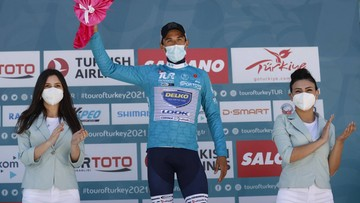 Dookoła Turcji: Jose Manuel Diaz wygrał wyścig. Ostatni etap dla Marka Cavendisha