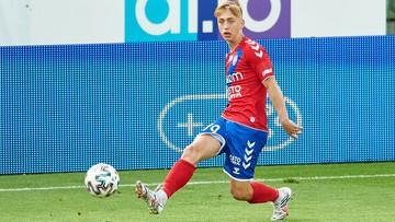 Po debiucie w PKO Ekstraklasie młody talent wybrał Miedź Legnica