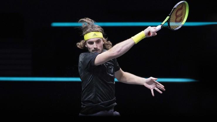 ATP w Rotterdamie: Stefanos Tsitsipas kolejnym rywalem Huberta Hurkacza