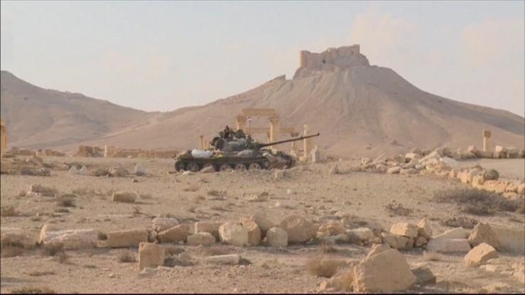 Dwie miejscowości odbite w Syrii z rąk IS