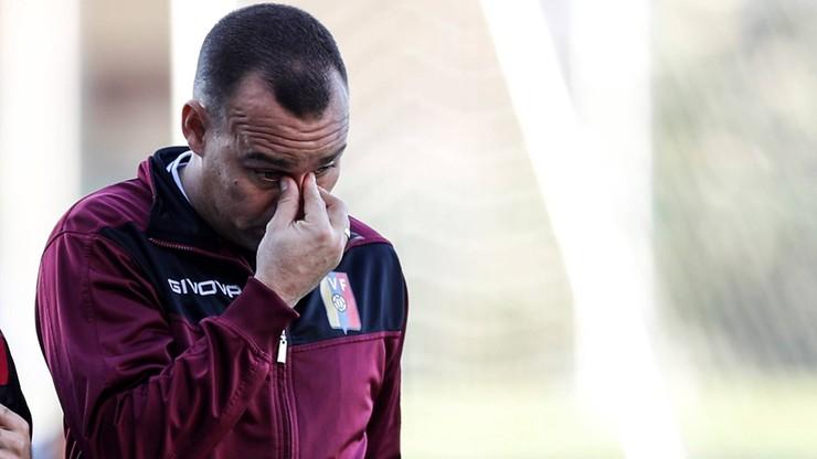 Dudamel zrezygnował z funkcji selekcjonera piłkarzy Wenezueli