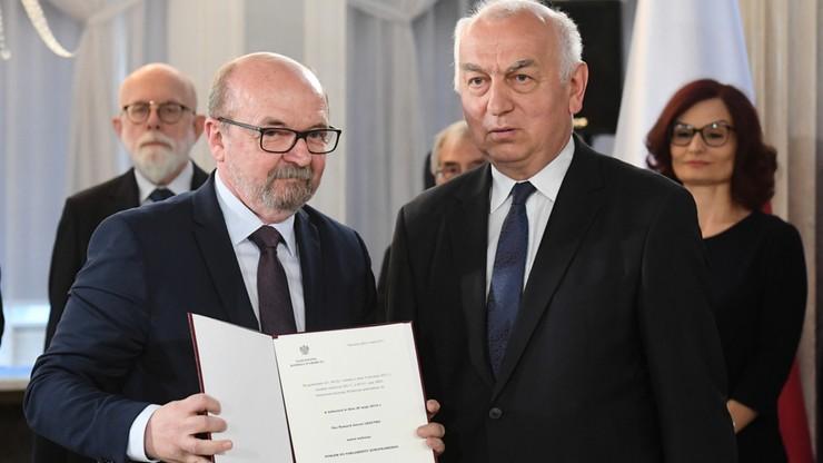 Ryszard Legutko będzie przewodniczył delegacji PiS w PE