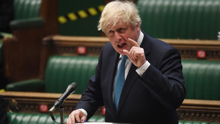 Wielka Brytania. Premier Johnson zapowiada publiczne śledztwo w sprawie reakcji rządu na pandemię