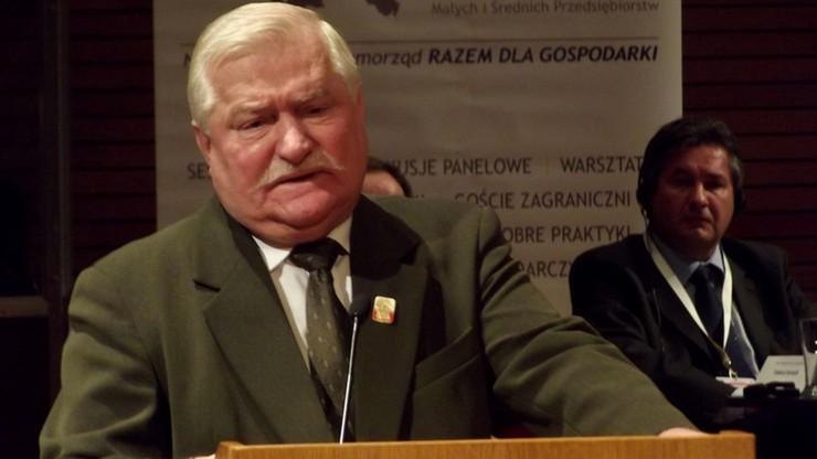 Zamieszanie wokół debaty w IPN na temat Lecha Wałęsy