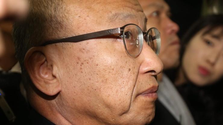 Korea Płd.: prezes Narodowego Funduszu Emerytalnego trafił do aresztu