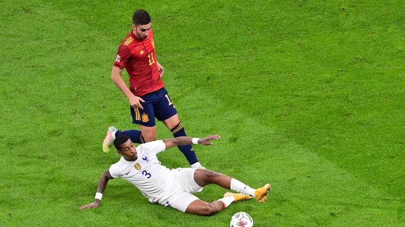 Ferran Torres ma złamaną kość stopy