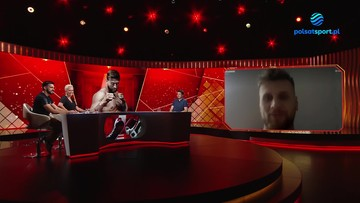 Łukasz Brzeski po podpisaniu kontraktu z UFC