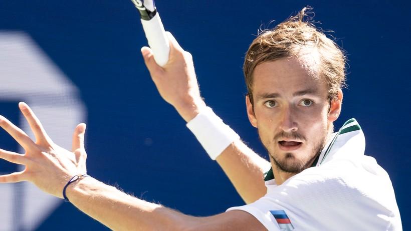 US Open: Auger-Aliassime - Miedwiediew. Relacja na żywo