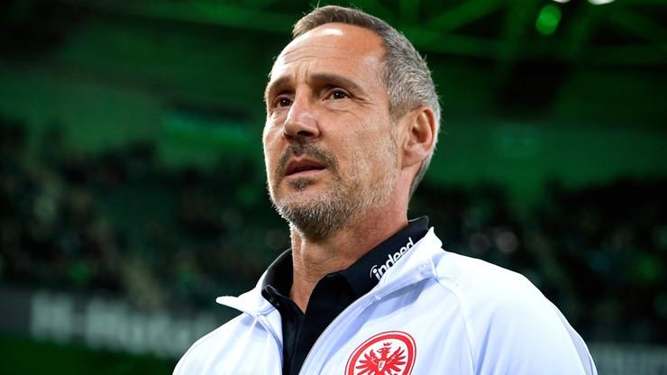 Adi Huetter od nowego sezonu trenerem Borussii Moenchengladbach