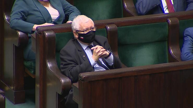 Tajne prace komitetu Jarosława Kaczyńskiego