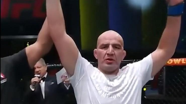 UFC Vegas 13: Teixeira lepszy od Santosa w starciu na szczycie