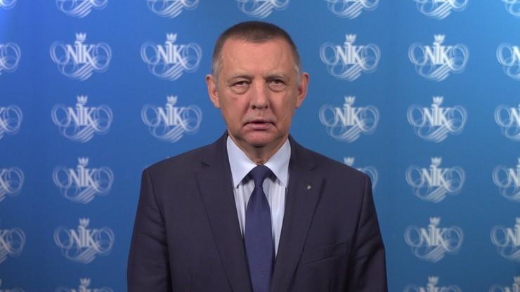 Jakub Banaś, syn prezesa NIK, zatrzymany przez CBA
