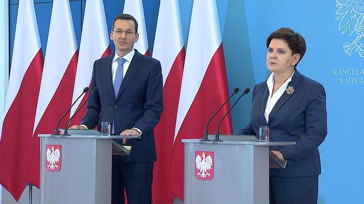 RMF: Mateusz Morawiecki zastąpi Beatę Szydło na stanowisku premiera