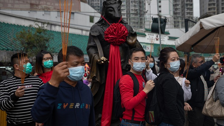 Epidemia koronawirusa. Wielka międzynarodowa impreza odwołana