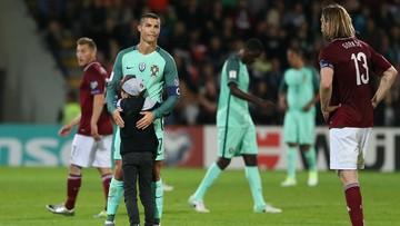 """""""Dwie nowe miłości mojego życia"""". Ronaldo pokazał zdjęcie bliźniaków"""