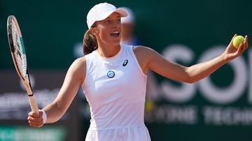 WTA w Ostrawie: Świątek w półfinale!