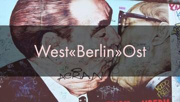 30 lat od upadku muru berlińskiego. Zobacz jak różniły się dwie części podzielonego miasta