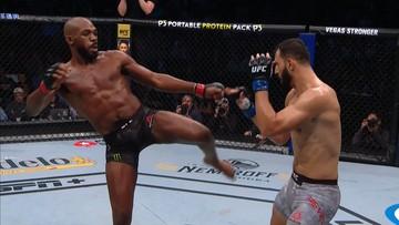 Szef UFC skomentował zwakowanie pasa przez Jonesa