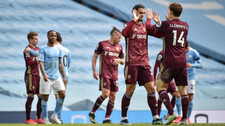 Premier League: Sensacja! Porażka Manchesteru City z drużyną Mateusza Klicha
