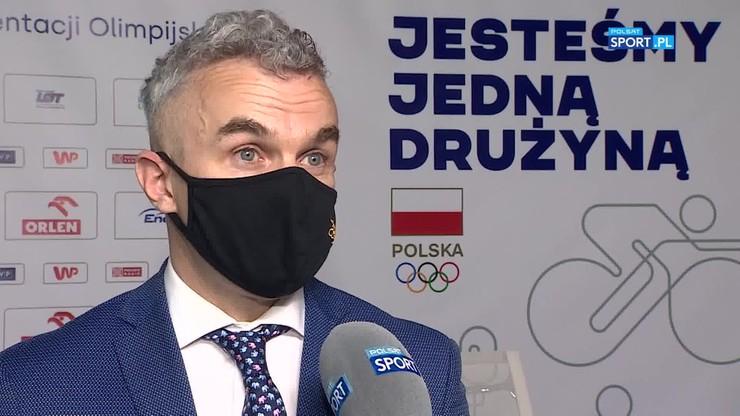 Marcin Nowak: Zakładamy, że cała reprezentacja będzie liczyć 200-240 osób