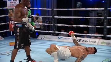 Rocky Boxing Night 8. Wyniki i skróty walk (WIDEO)