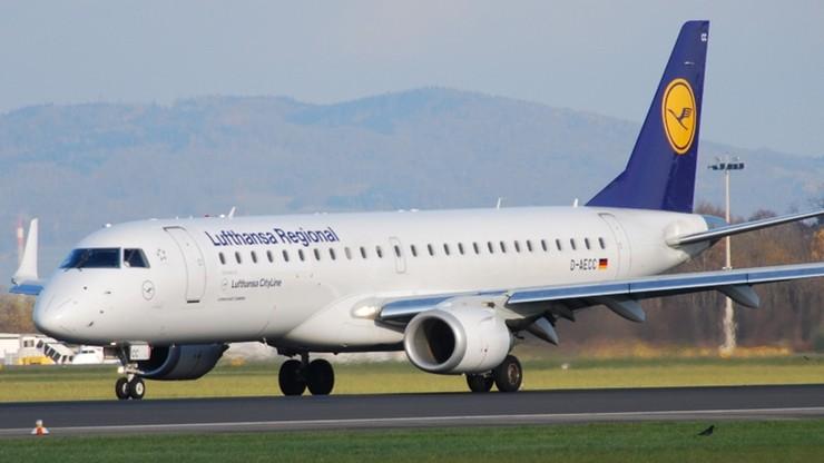 Strajk pilotów w Niemczech. Odwołano 876 lotów