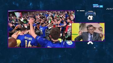 Euro 2020: Co się wydarzyło we włoskiej szatni w przerwie finałowego meczu?