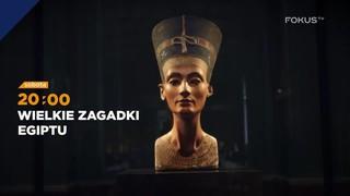 Wielkie zagadki Egiptu