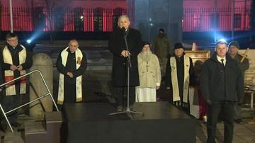 Prezes PiS: diabeł podpowiada nam ciężką chorobę umysłu - antysemityzm; musimy go odrzucać