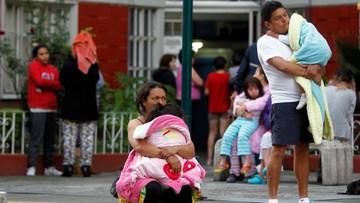 Kolejne groźne trzęsienie ziemi w Meksyku