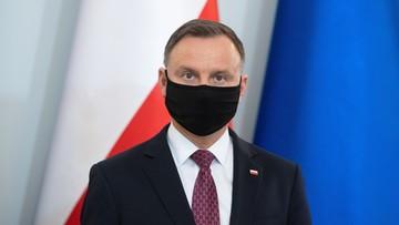 """Prezydent odznaczył pośmiertnie bohatera z Brzezin. """"Nie pozostał obojętny"""""""