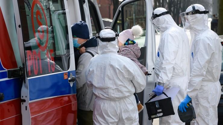 Zmarła kolejna osoba zakażona koronawirusem. 54 nowe przypadki
