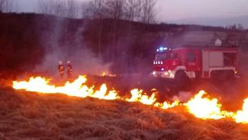 """""""Kontrolowane"""" wypalanie gałęzi zakończyło się śmiercią 55-latka"""