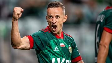 Liga Konferencji: Śląsk Wrocław gra dalej! Kolejny dublet Picha