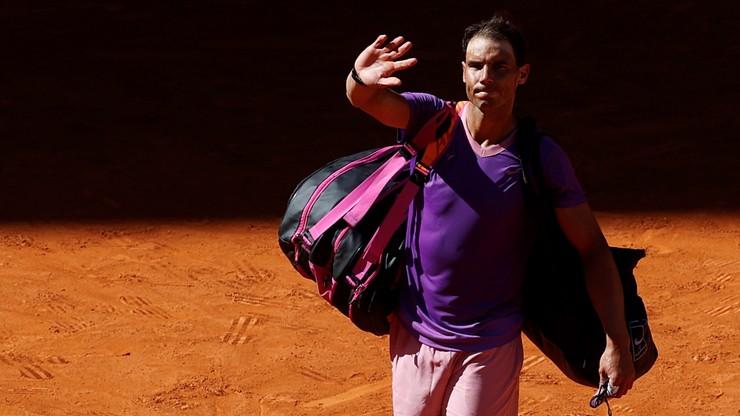 ATP w Madrycie: Rafael Nadal odpadł w ćwierćfinale