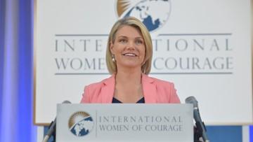 """Heather Nauert wycofała się z kandydowania na ambasadora USA przy ONZ. """"Ze względów rodzinnych"""""""