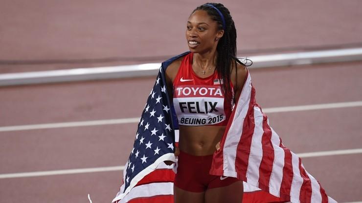 Tokio 2020: Ostatnie igrzyska Allyson Felix