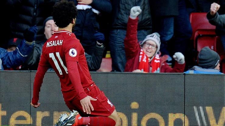 Nie ma mocnych na Liverpool! Kolejne zwycięstwo lidera