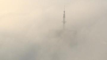 Uwaga na smog! Dzisiaj jakość powietrza w Polsce najgorsza w Europie