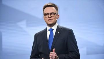 Hołownia: Polska 2050 jest gotowa wziąć odpowiedzialność za państwo