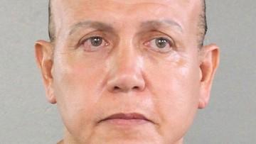 USA: podejrzany o rozsyłanie bomb to były striptizer z kryminalną przeszłością