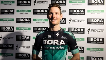 Criterium du Dauphine: Sonny Colbrelli wygrał etap, Lukas Poestlberger wciąż liderem