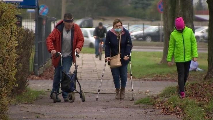 Niepełnosprawni dostali mieszkanie, brakuje pieniędzy na remont