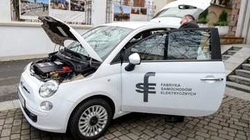 Polski samochód elektryczny. Mały, zwinny, już... całkiem szybki i ze sporym zasięgiem