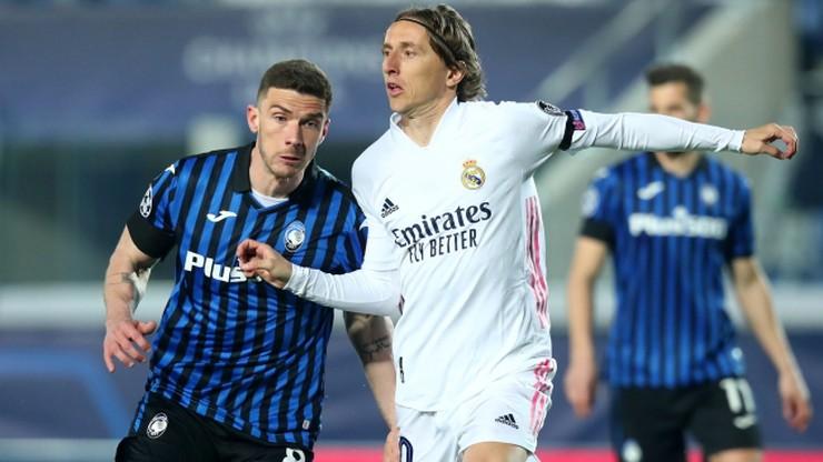 Liga Mistrzów: Atalanta Bergamo - Real Madryt. Skrót meczu (WIDEO)