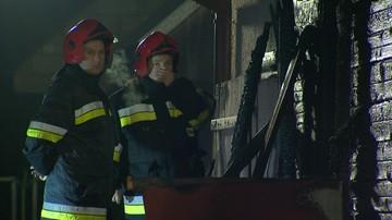 Wybuch w warszawskiej kamienicy. Eksplodowały opary gazu