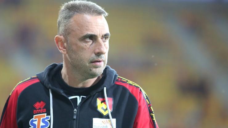 Były trener Jagiellonii Białystok został selekcjonerem reprezentacji Bośni i Hercegowiny