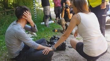 Napaść na operatora Polsat News w Puszczy Białowieskiej. Ruszył proces  pilarzy
